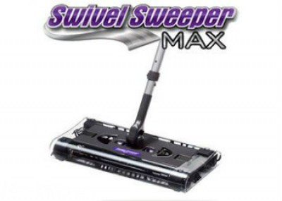 Электровеник Swivel Sweeper G9 Max / Свивел Свипер Макс